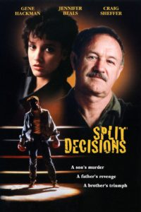 Gene Hackman Movie Split Decisions Aaron Akins Acting