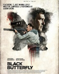 Black Butterfly Movie - Featuring Aaron Akins Song I Just Wanna Luv You